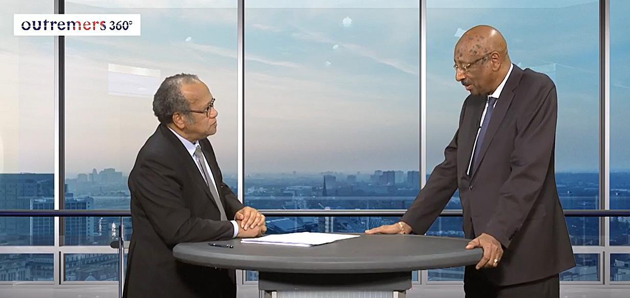 INTERVIEW. Le sénateur Georges Patient prépare une année de commémoration du 30eme anniversaire de la disparition de Gaston Monnerville
