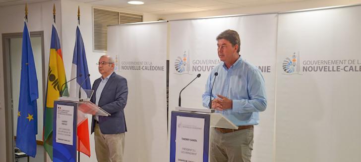 Nouvelle- Calédonie: faute de gouvernement, l'Etat va reprendre le budget en main