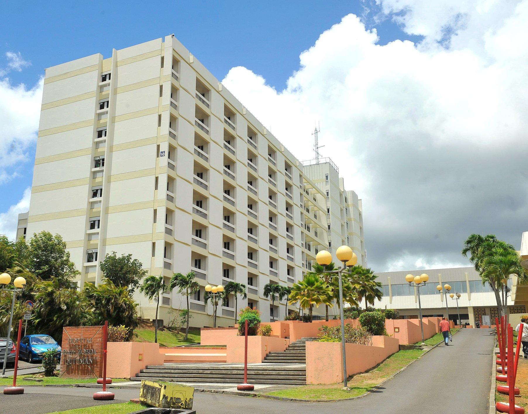 Covid-19 - Martinique : Le nombre d'hospitalisations au plus haut niveau depuis le début de l'épidémie en 2020