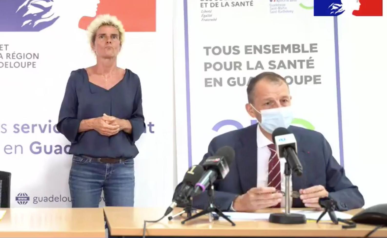 Covid-19- Guadeloupe : l'arrêté préfectoral prolongé de deux semaines