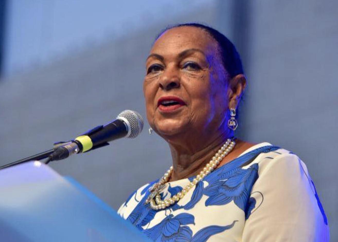 Régionales 2021- Guadeloupe : La présidente du Conseil Départemental Josette Borel-Lincertin candidate aux élections régionales