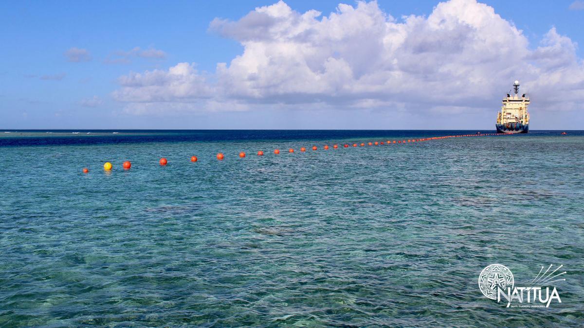 Polynésie : Près de 5 millions d'euros de l'État au déploiement du haut débit et le « fiber to home »