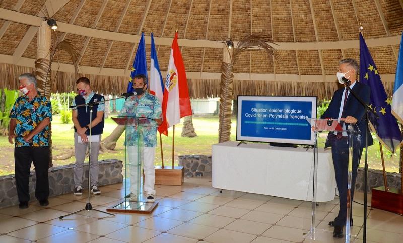 En Polynésie, les mesures sanitaires reconduites jusqu'au 30 avril