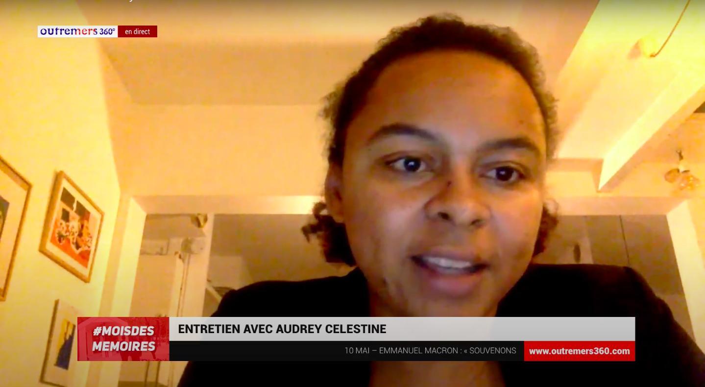 Mois des mémoires 2020 : Audrey Célestine, l'universitaire passeuse d'histoire