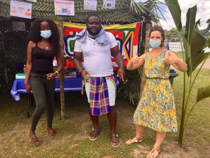 Guyane : Des vidéos en langues locales pour sensibiliser face au Covid-19