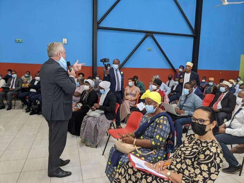 Projet de loi Mayotte : Plus d'une trentaine de propositions au premier forum citoyen