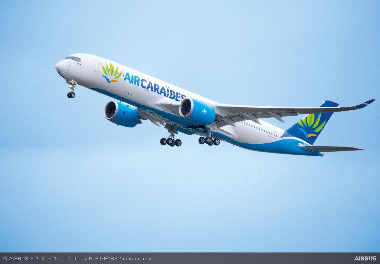 Saint-Martin: Air Caraïbes arelancé sesvols depuis Paris