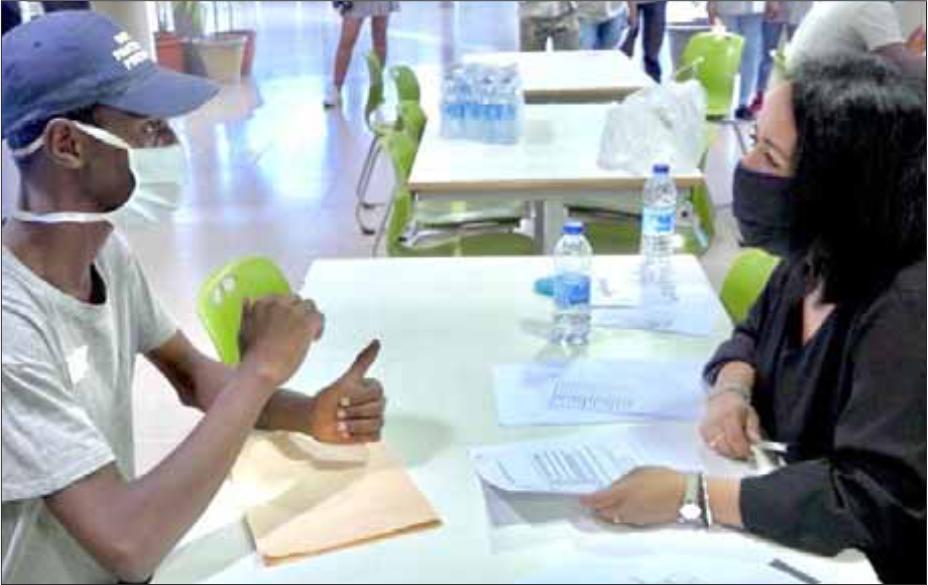 Mayotte : Un « speed recruting » organisé lundi au Lycée des Lumières