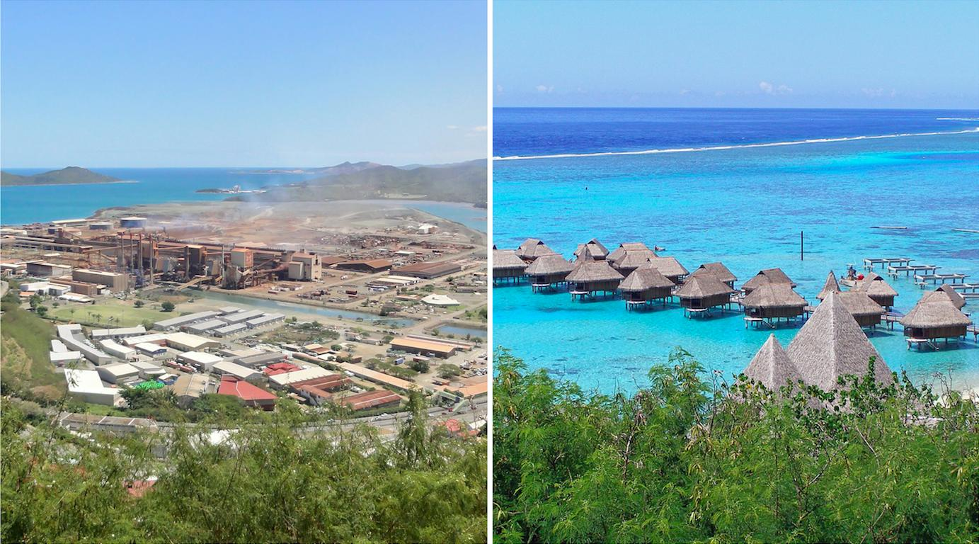 Nickel et Tourisme : Les leviers économiques des territoires d'Outre-mer du Pacifique face à la crise sanitaire