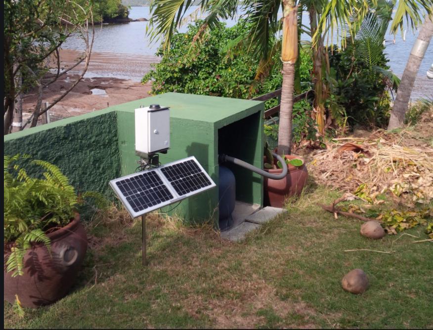 Sargasses : Vers la création d'un réseau caribéen de la qualité de l'air des échouements des algues sargasses