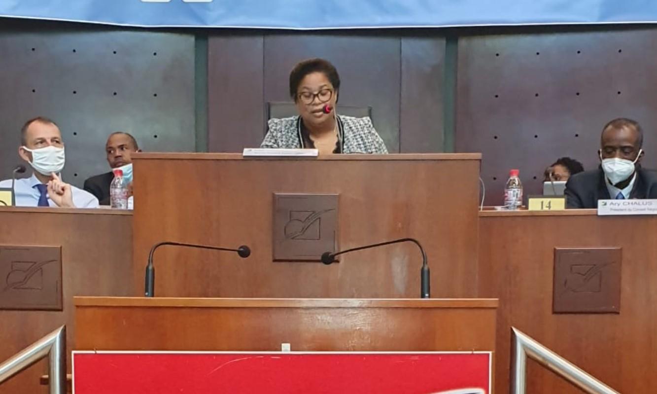 Guadeloupe : Sylvie Gustave-dit-Duflo élue présidente de l'Agence régionale pour la Biodiversité