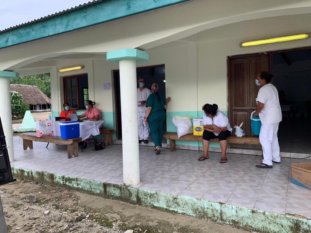 Saint-Pierre et Miquelon et Wallis et Futuna dépassent les 50% de couverture vaccinale