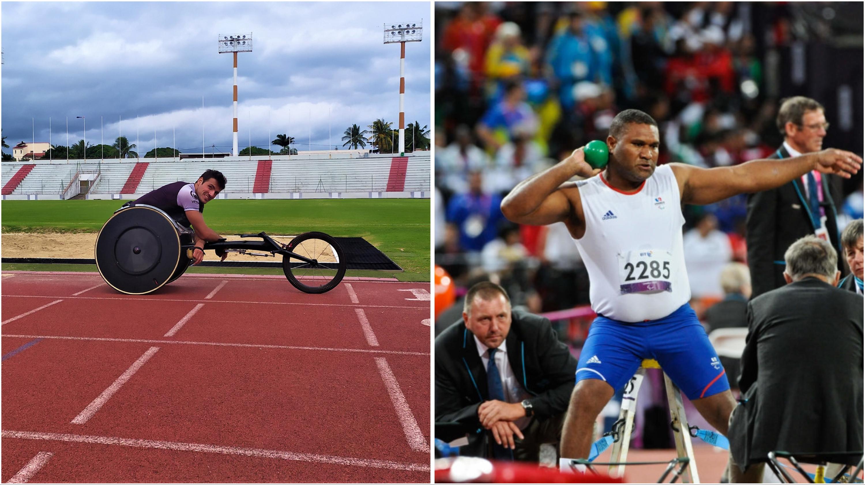 Nicolas Brignone et Thierry Cibone, deux autres Calédoniens sélectionnés pour les JO paralympiques de Tokyo