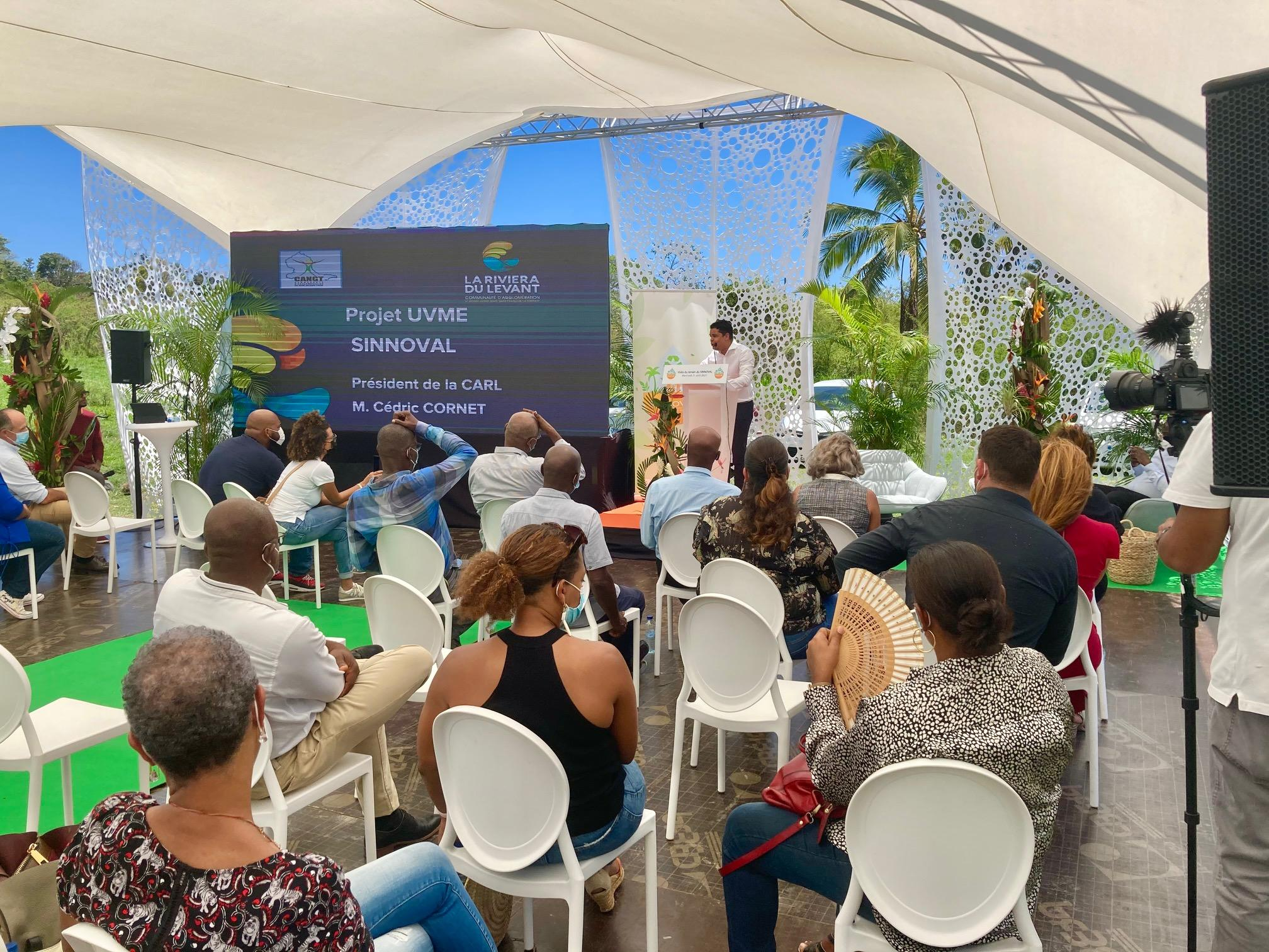 Environnement : La CARL et La CANGT actent la création de la première usine de valorisation de déchets de Guadeloupe