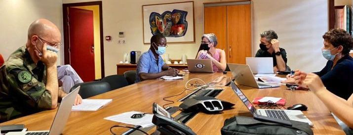 Guyane : Le plan Stratévac enclenché face à l'afflux de malades du Covid-19