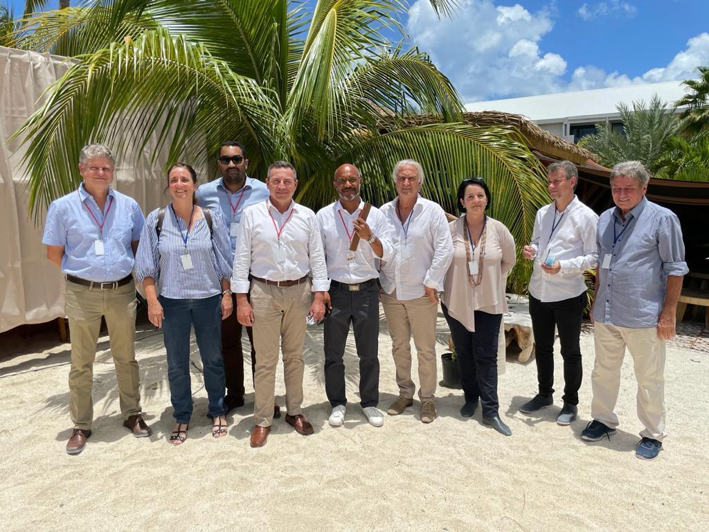 Saint-Martin: UDE-MEDEF Guadeloupe et MEDEF Saint-Martin signent un partenariat