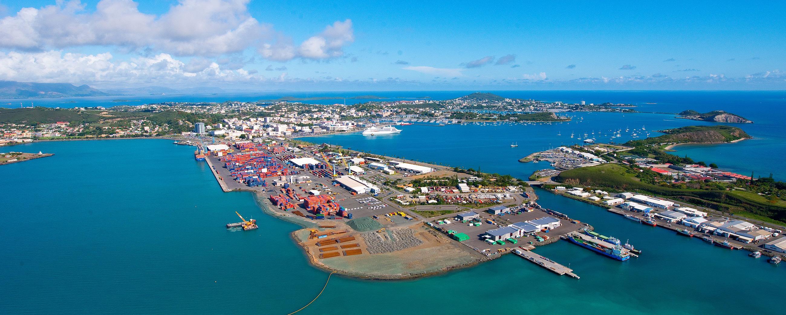 En Nouvelle-Calédonie, les problèmes de fret font craindre une hausse des prix voire une pénurie