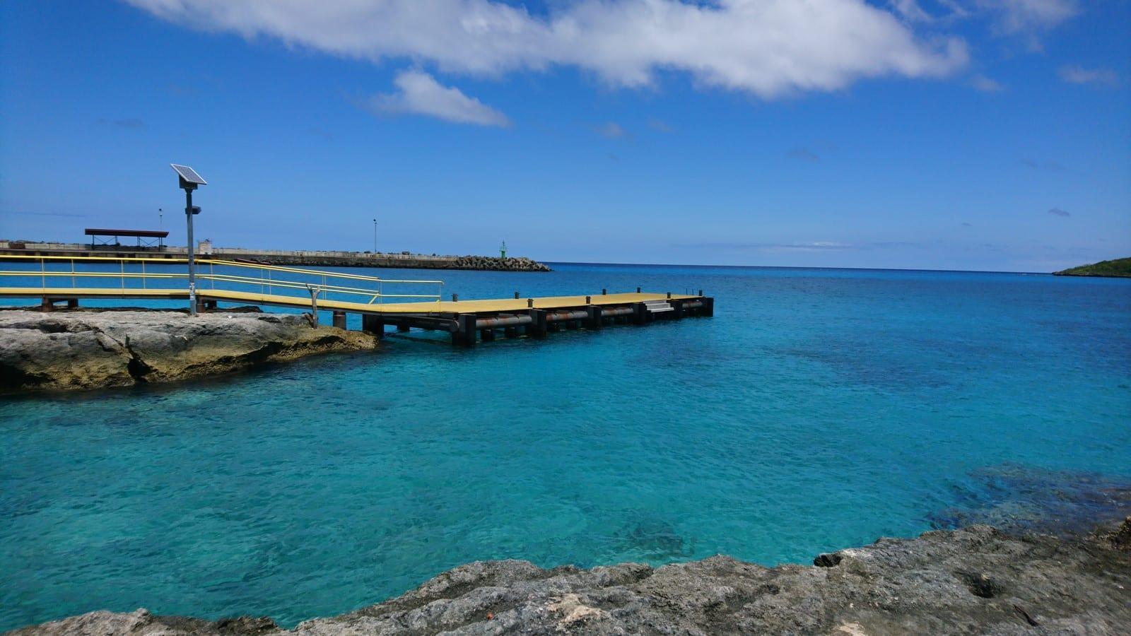 Desserte maritime en Nouvelle-Calédonie: Lancement des études pour lefutur QuaiTadinedes Îles Loyautés