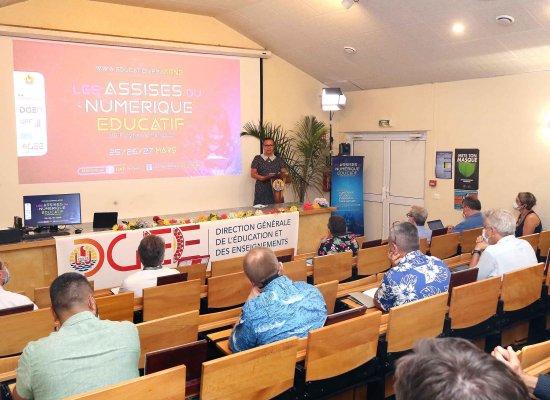 Assises du numérique éducatif- Polynésie : Le Covid a permis de repérerles«failles»du numérique à l'école