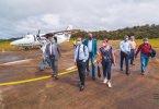 Guyane : Une liaison aérienne Cayenne - Camopi enfin opérationnelle
