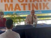 Régionales 2021 : Yan Monplaisir candidat à la Collectivité territoriale de Martinique