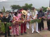 Polynésie : Visite du gouvernement local aux Marquises avant Emmanuel Macron en août