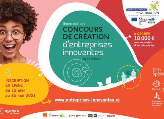 La Réunion : La Technopole lance le 9ème Concours de Création d'Entreprises Innovantes