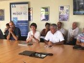 Nouvelle-Calédonie : Le Medef alerte sur la situation des entreprises dans l'attente d'un nouveau président de gouvernement