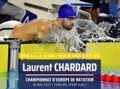 Handisports : Le nageur réunionnais Laurent Chardard sacré Champion d'Europe