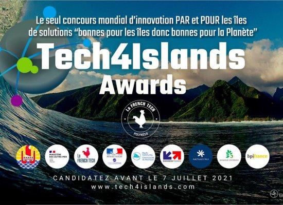 Lancement des Tech4Islands Awards 2021 ce mardi, avec les ministres Sébastien Lecornu et Cédric O