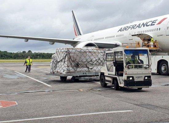 Guyane : Fin des livraisons de vaccin programmée à la fin mai