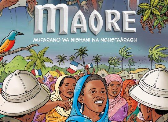 Culture : Une bande dessinée sur l'Histoire de Mayotte