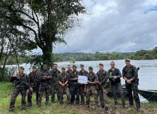 Orpaillage illégal-Guyane : Un nouveau raid scientifique pour analyser l'impact des activités de l'orpaillage illégal sur l'environnement